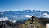 Randonnée Marche LA CLUSAZ - Le sommet de Tardevant par le Passage de la Grande Forclaz - Photo 1