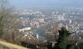 Randonnée Marche GRENOBLE - Sur les Pas des Huguenots  - Grenoble - Biviers - Photo 3