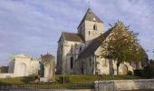 Randonnée Marche GUIGNICOURT - Le moulin Brûlé - Photo 1