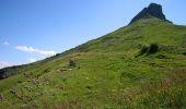 Trail Walk MEGEVE - Balade dans le Val d'Arly - Le petit Croise Baulet par le col du Jaillet - Photo 6