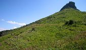 Trail Walk MEGEVE - Balade dans le Val d'Arly - Le petit Croise Baulet par le col du Jaillet - Photo 5