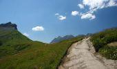 Trail Walk MEGEVE - Balade dans le Val d'Arly - Le petit Croise Baulet par le col du Jaillet - Photo 2