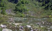 Trail Walk AULUS-LES-BAINS - Etang de Labant - Photo 1