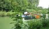 Randonnée Marche CHATEAU-PORCIEN - Chemin de Compostelle, Voie de Vézelay GR654® De Château Porcien à Vieux lès Asfeld - Photo 1