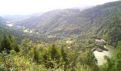 Randonnée Marche SAINT-MAURICE-SUR-MOSELLE - Le Lac d'Alfed et les Roches de Morteville - Photo 3