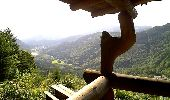 Randonnée Marche SAINT-MAURICE-SUR-MOSELLE - Le Lac d'Alfed et les Roches de Morteville - Photo 2