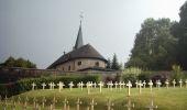 Randonnée Vélo SAINT-MAURICE-SOUS-LES-COTES - Lac de Madine et Côtes de Meuse - St Maurice sous les Côtes - Photo 3