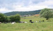 Randonnée Vélo SAINT-MAURICE-SOUS-LES-COTES - Lac de Madine et Côtes de Meuse - St Maurice sous les Côtes - Photo 1