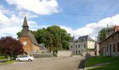 Randonnée Vélo COUSOLRE - Moulins et kiosques en fagne de Solre (31 kms) - Coulsore - Photo 2