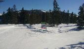 Randonnée Sports d'hiver HAUTELUCE - Les Saisies - Photo 8