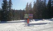 Randonnée Sports d'hiver HAUTELUCE - Les Saisies - Photo 7