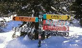 Randonnée Sports d'hiver HAUTELUCE - Les Saisies - Photo 4