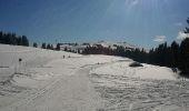Randonnée Sports d'hiver HAUTELUCE - Les Saisies - Photo 3
