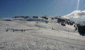 Randonnée Sports d'hiver HAUTELUCE - Les Saisies - Photo 2