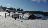 Randonnée Sports d'hiver HAUTELUCE - Les Saisies - Photo 1