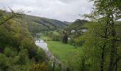 Trail Walk Bouillon - rochehaut - sentier crêtes frahan- roche des corbeaux - Photo 1