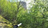 Randonnée V.T.T. HIERES-SUR-AMBY - hyeres sur amby optevoz  - Photo 5
