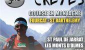 Randonnée Course à pied SAINT-PAUL-DE-JARRAT - Trail des Crêtes du Mont Fourcat au St Barthelemy - Photo 2