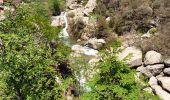 Randonnée Marche COLOMBIERES-SUR-ORB - Les gorges de Colombières - retour sentier des Fleysses - Photo 3