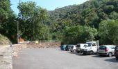 Randonnée Marche COLOMBIERES-SUR-ORB - Les gorges de Colombières - retour sentier des Fleysses - Photo 1