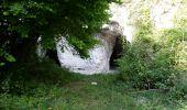 Randonnée Marche LAILLY - Forêt de de Lancy/Vauluisant (Polissoirs + Dolmens) - Photo 13