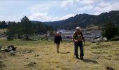 Trail Walk LES ANGLES - Pyrénées-120904 - LacBouillouses - Photo 2