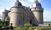 Trail Motor Rochefort - Auto : Patrimoine : abbayes, églises et chapelles - Rochefort - Photo 43