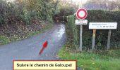 Randonnée Marche nordique LANDEAN - Poulailler à Galoupel 11,6km - Photo 11