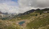 Randonnée Marche NEVACHE - Lac Laramon et Lac du Serpent - Névache - Photo 3