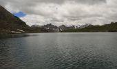 Randonnée Marche NEVACHE - Lac Laramon et Lac du Serpent - Névache - Photo 2