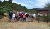 Randonnée Marche TOURNISSAN - En Corbières - Le Sentier Francis Lastenouse - Tournissan  - Photo 5