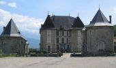 Randonnée V.T.T. CROLLES - Château du Touvet - Crolles - Photo 1