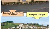 Randonnée V.T.T. TRAMAYES - 5ème Trans de La Mère Boîtier (VTT 2012 - parcours moyen) - Tramayes - Photo 1