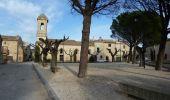 Randonnée Marche SAINT-HILAIRE-D'OZILHAN - La Grand Combe St Hilaire d'Ozilhan - Remoulins - Photo 6