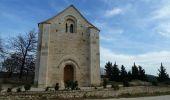 Randonnée Marche SAINT-HILAIRE-D'OZILHAN - La Grand Combe St Hilaire d'Ozilhan - Remoulins - Photo 4
