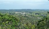 Randonnée Marche SAINT-HILAIRE-D'OZILHAN - La Grand Combe St Hilaire d'Ozilhan - Remoulins - Photo 1