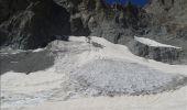 Randonnée Marche PELVOUX - glacier noir - Photo 1