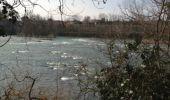 Trail Walk TOULOUSE - Rive Droite Garonne Toulouse Gagnac - Photo 3