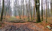 Randonnée Marche LONGPONT - en forêt de Retz_16_Longpont_carrefour du Chapeau des Cordeliers_AR - Photo 28