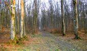 Randonnée Marche LONGPONT - en forêt de Retz_16_Longpont_carrefour du Chapeau des Cordeliers_AR - Photo 12