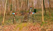 Randonnée Marche LONGPONT - en forêt de Retz_16_Longpont_carrefour du Chapeau des Cordeliers_AR - Photo 45