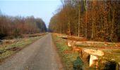 Randonnée Marche LONGPONT - en forêt de Retz_16_Longpont_carrefour du Chapeau des Cordeliers_AR - Photo 15