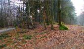 Randonnée Marche LONGPONT - en forêt de Retz_16_Longpont_carrefour du Chapeau des Cordeliers_AR - Photo 31