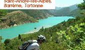 Randonnée V.T.T. TARTONNE - Espace VTT - FFC du Verdon et des Vallées de l'Asse - Le Pas de la Faye n°20 - Tartonne - Photo 1