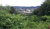 Randonnée Marche RONCHAMP - le tour par la chapelle Ronchamp - Photo 2