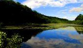 Randonnée Marche LONGPONT - en forêt de Retz_18_Longpont_etangs de la Ramee_AR - Photo 42