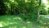 Trail Walk LONGPONT - en forêt de Retz_19_Longpont_carrefour de Vauvaudran_AR - Photo 34