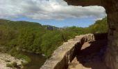 Randonnée Marche ROSIERES - Les balcons de la Baume - Rosières - Photo 5