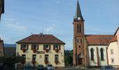 Randonnée Marche MUHLBACH-SUR-BRUCHE - Sur les chaumes de Grendelbruch - Photo 11