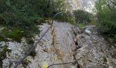 Randonnée Marche OPPEDETTE - Gorge d'Oppedette - Photo 7